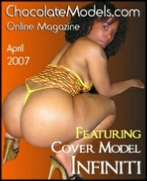 Infiniti, April 2007 Issue