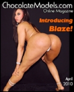 Blaze, April 2010 Issue