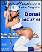 Danni, February 2008 Issue