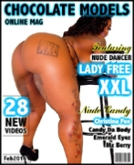 Lady Free XXL, February 2016 Issue
