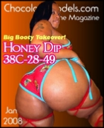 Honey Dip, January 2008 Issue