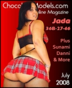 Jada Gemz, July 2008 Issue