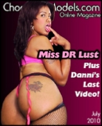 Miss DR Lust, July 2010 Issue