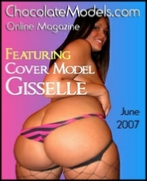 Gisselle, June 2007 Issue