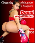 Danni, March 2008 Issue