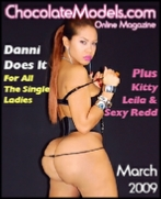 Danni, March 2009 Issue