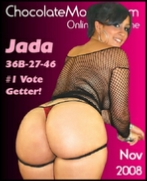 Jada Gemz, November 2008 Issue