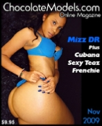 Mizz DR, November 2009 Issue