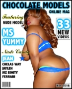 Ms Yummy, November 2016 Issue