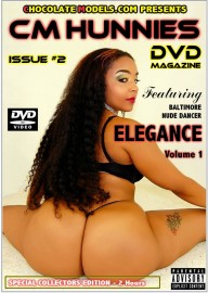 Issue #2 - CM Hunnies DVD Magazine Featuring Elegance