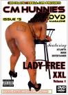 Issue #5 - CM Hunnies DVD Magazine Featuring Lady Free XXL