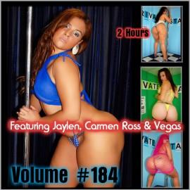 DVD NY184 Jaylen, Carmen Ross, Vegas